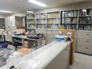 トライタンパーテーション/横浜市立大学附属病院